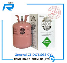 Nice quality, R410a refrigerant price. SGS, DOT,CE cylinder is avaliable