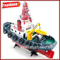 RC model tug boats