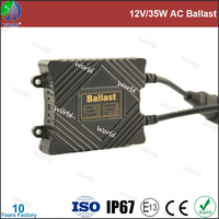 Super slim,18months warranty,12V/35W,AC,electronic ballast for hid 35w bulbs