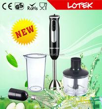 home appliance vegetables and fruits black hand blender