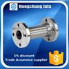 high pressure flange stainless steel flexible hose/braided metal hose/braided hose