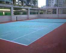 epdm rubber granules/rubber materials mixing with pu binder for badminton courts epdm flooring surface-g-y-150319-3