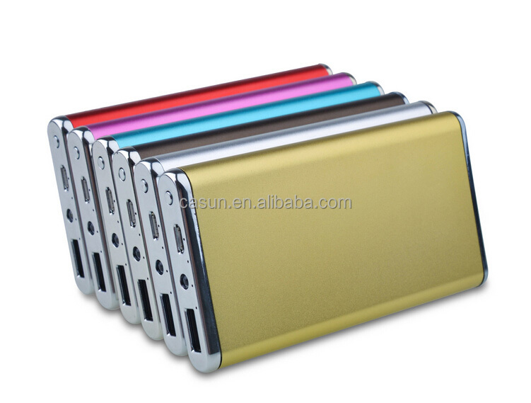 hot selling rohs power bank 2600mah/ portable mobile power bank for mobile phone