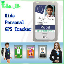 H91 ID card gps tracker personal gps tracker hidden gps tracker for kids