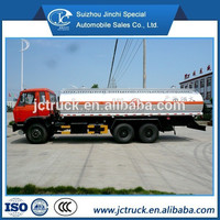 Dongfeng 6X4 22000L oil transport fuel tanker truck lorry for sale