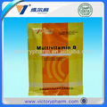 GMP Vitamina y minerales de la veterinaria medicina