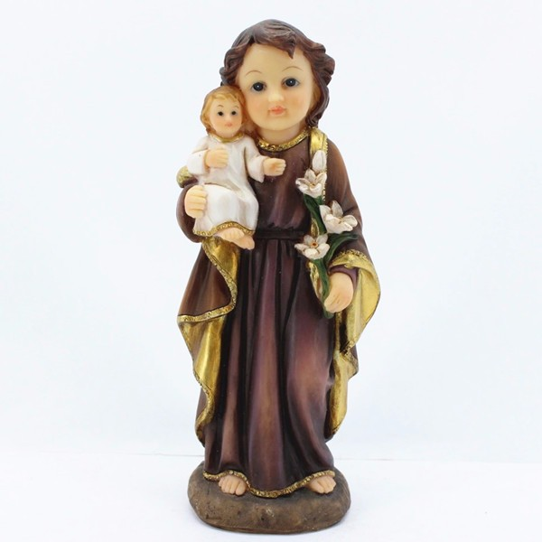 Custom catholic true religious items resin baby jesus statue for sale