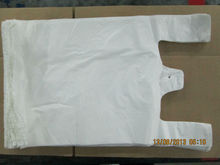 HDPE white color of recycled material for plastic bag
