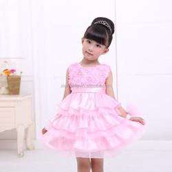 baby dresses white light pink girls dress ball gown teenage birthday dresses