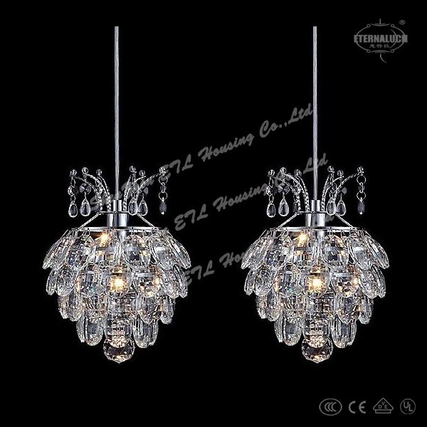 Luces colgantes para comedor - Colgantes de cristal para lamparas ...