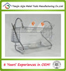 Kitchen Cabinet Stainless Steel Plate Rack