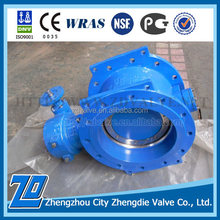 Reliable Performance DN250 butterfly valve high pressure