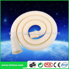 Free sample available best sell plastic how to extend a washing machine drain hose