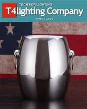 Top selling 32oz cruzan rum bucket metal Bucket for home /bar