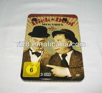 DVD tin case