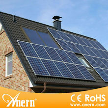 The latest high efficiency solar power system to generate electricity for homes