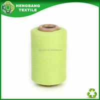 HB756 Open end recycle cotton blended yarn spinning mills manufacturers for sweater in China