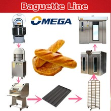 Bread Manufacturing Machines Rotary Rack Oven (ISO9001,CE)
