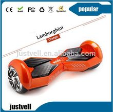 High quality self balancing electric scooter 2 wheel hoverboard