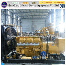 animal manure digester power electric biogas generator set for sale