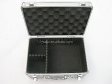 Multi-Purpose Tool case Foam camera case locking aluminum abs instrument case