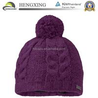Fashion Custom knitting patterns ladies hats