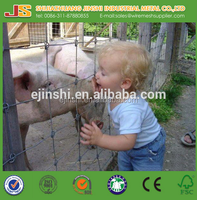 Hot dipped galvanized farm guard field fence animal protection fence net sheep fence for Australia