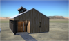 Econova low cost Prefab Granny Flat with New Energy for Canada