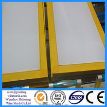 aluminum screen printing frame and polyster screen wire mesh