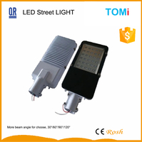 street light body 30W 40W 45W led adopting lumin or smd5630 high cost performance die casting Al solar led light