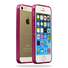 Clear Plastic Case Cover for iPhone 5 5s