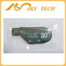USB Temperature Humidity Data Logger, USB Datalogger, LCD Display 90days max Data readings