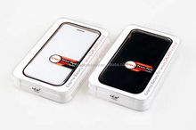New Arrival 2600mah Extended For Samsung Galaxy Alpha Battery Case With Leather