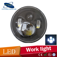 "Jeep Wrangler automobile 7"" led light 30W(Low) 40W (High) jeep wrangler parts"