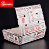Paper fast food container food quality