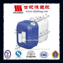 20l polietileno de alta densidad de plástico bidón de aceite