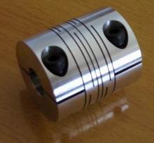 CALT cheaperflexible pipe coupling electric motor shaft coupling 6*6mm