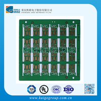 bitcoin miner 4-layer bluetooth speaker amplifier board pcb