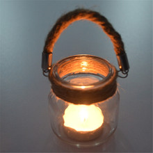 clear glass hanging candle holder wholesale candle