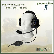 Army Air force aviation headset