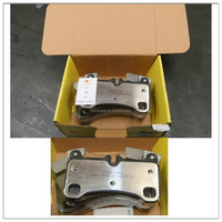 Auto spare parts brake pad cross reference
