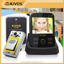 3.5 inch TFT LCD Screen digital peephole viewer/door bell KDB300M4 KIVOS