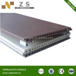 High quality ventilation prefabricated house siding
