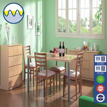 Wholesale high quality New classic modern furniture wooden dining table with drawers
