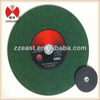 14 inch abrasive wheel dresser cutter disc for SS
