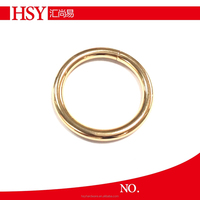 Manufacture best sale bag accessories metal o ring