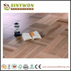 Brushed and White Washed Engineered Parquet Flooring Prices