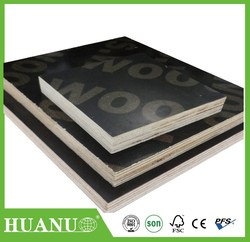New patent Construction usage brown film faced plywood/ film faced plywood price/ plastic film faced plywood