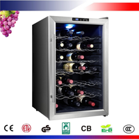 28 Bottles Thermoelectric Wine Cooler / CW-80AD2