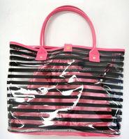 2015 cheap make up bag/ designer transparent pvc bag/ zipper pouch bag